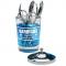 Pojemnik do dezynfekcji narzędzi szklany Barbicide, 120 ml #1
