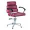 Fotel fryzjerski FIORE wrzosowy BR-3857 #5