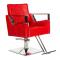 Fotel fryzjerski Roberto czerwony BM-203 #5