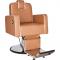 Fotel Fryzjerski Męski Holland Pikowany #1