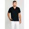 Bluza Medyczna Męska Czarna, Rozmiar M #2