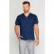 Bluza Medyczna Męska Granatowa, Rozmiar L #2