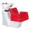 Myjnia Fryzjerska Vito BH-8022 Czerwona LUX #1