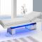 Spa leżanka kosmetyczna azzurro 815a świecąca white #2
