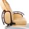 Fotel do pedicure z masażem BR-2307 Beżowy #8