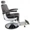 Gabbiano Fotel Barberski Imperial Brązowy #2