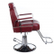 Fotel Barberski HOMER BH-31237 Czerwony #2