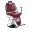 Fotel Barberski HOMER II BH-31275 Czerwony #5