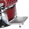 Fotel Barberski LUMBER BH-31825 Burgund LUX #5