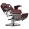 Fotel Barber Bordo #5