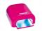 Lampa UV Na 4 Żarówki Promed Różowa #1