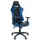Fotel Gamingowy RACER CorpoComfort BX-3700 Niebies #1
