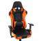 Fotel Gamingowy RACER CorpoComfort BX-3700 Pomarań #2