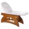 Łóżko Kosmetyczne Do Masażu BD-8241 Orzech #3