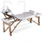 Stół Do Masażu Przenośny Składany Basic 2 Plus #2