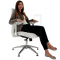 Fotel Kosmetyczny Rico 206 Biały #2