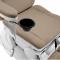 Fotel Do Pedicure Elektryczny Azzurro 870S - Cappuccino #5
