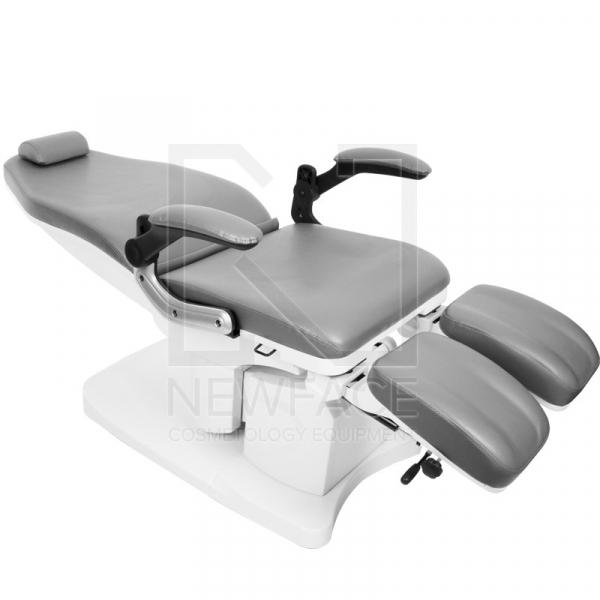 Fotel Podologiczny Elektryczny Azzurro 709A Szary #3