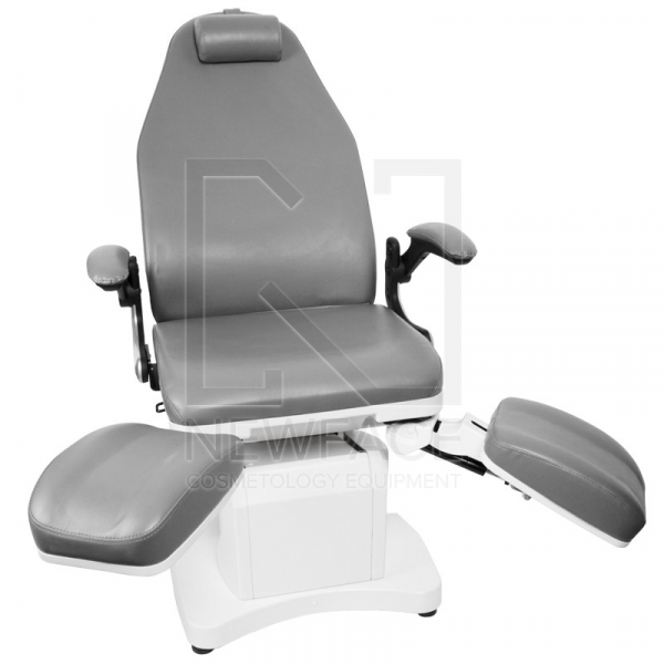 Fotel Podologiczny Elektryczny Azzurro 709A Szary #4
