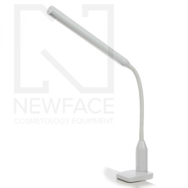 Lampka biurkowa LED 6W CLIP BC-8236C biała #1
