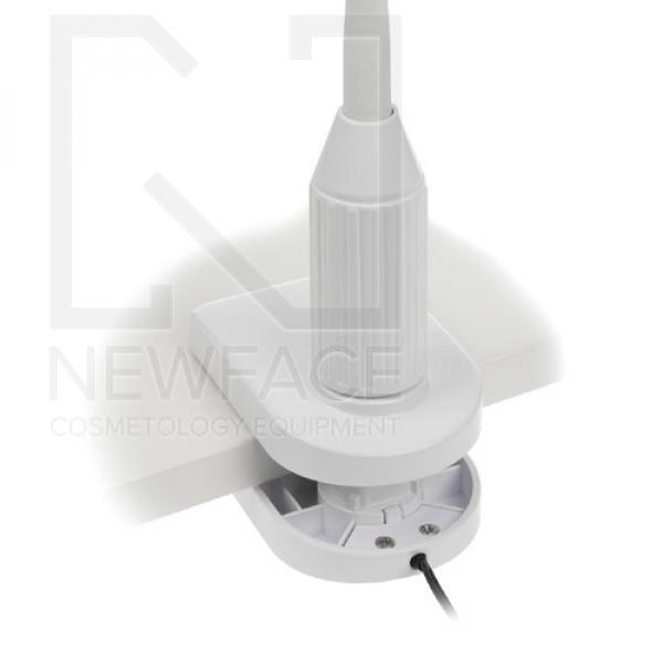 Lampka biurkowa LED 6W CLIP BC-8236C biała #3