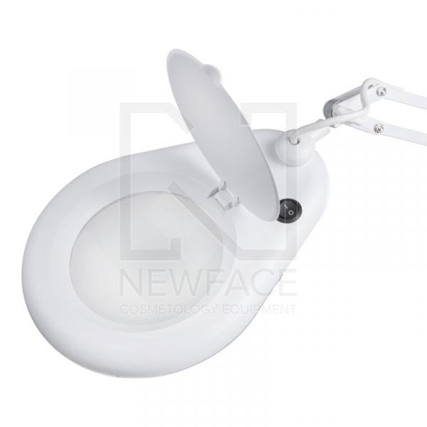 Lampa z lupą (clip) BN-205-CLIP #1