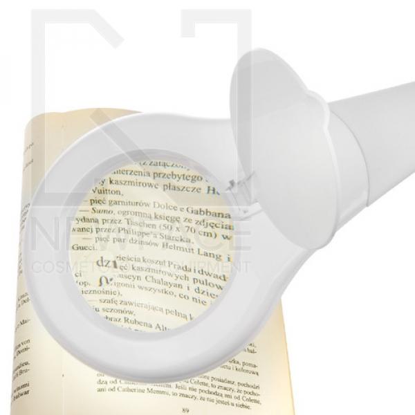 Lampa kosmetyczna LED 7W z lupą stojąca BC-8239F #3