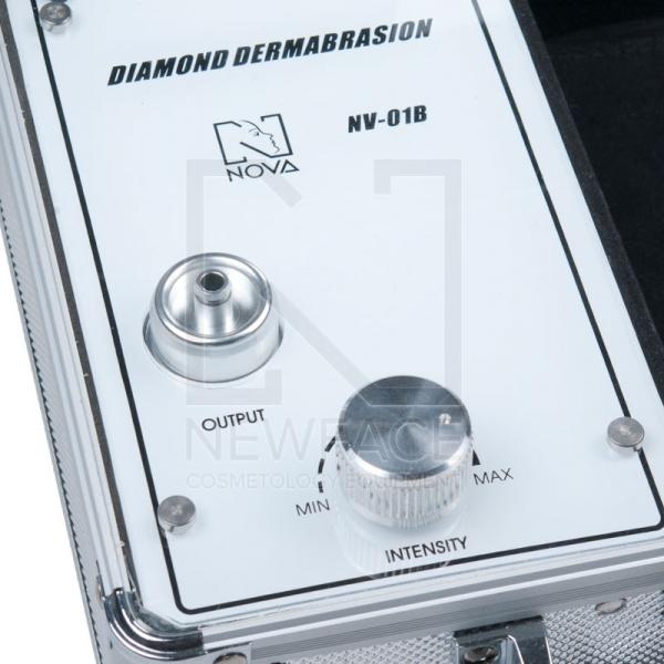 Mikrodermabrazja diamentowa przenośna BN-01B #2