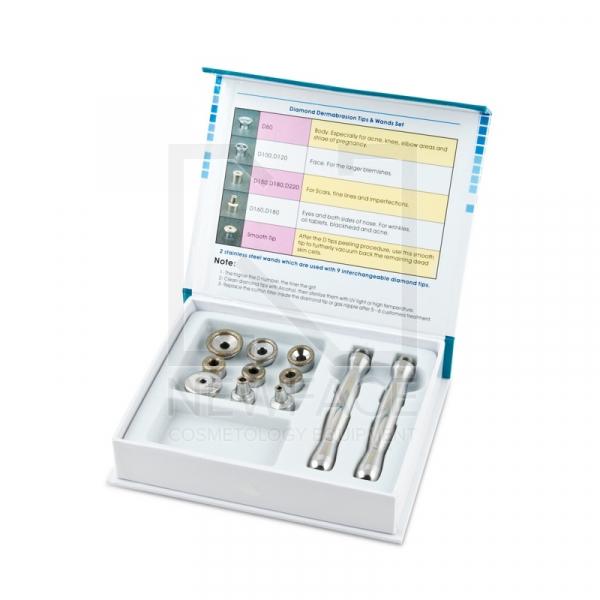 Mikrodermabrazja diamentowa 3w1 BN-903L #1
