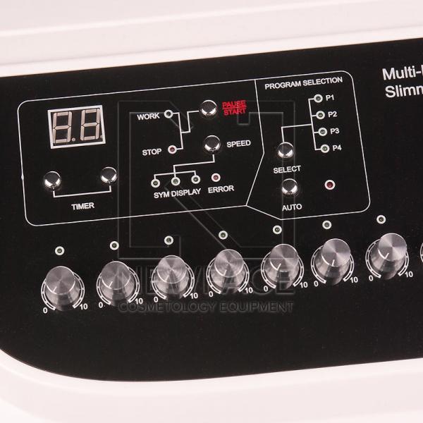 Urządzenie do elektrostymulacji + infrared BR-2029 #3