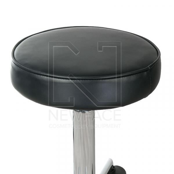 Taboret kosmetyczny (czarny) BR-3605 #2