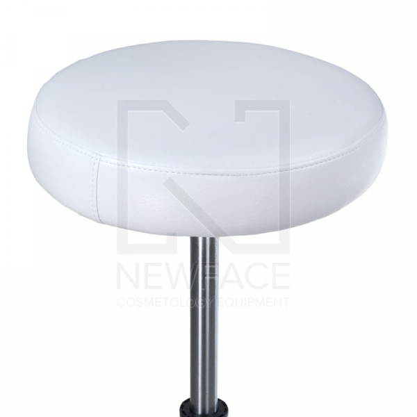 Taboret kosmetyczny BD-9920 biały #1