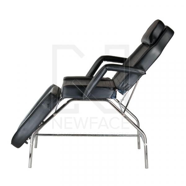 Fotel kosmetyczny BR-3351 Czarny #3