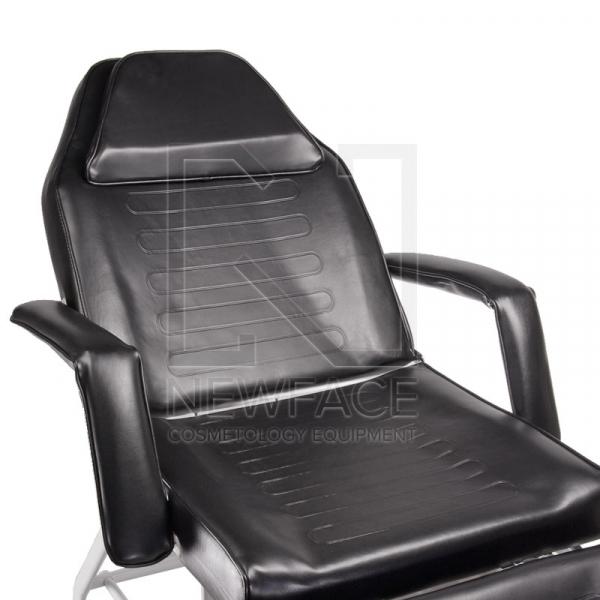 Fotel kosmetyczny z kuwetami BW-262 czarny #1