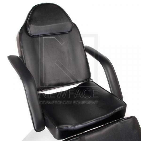 Fotel kosmetyczny hydrauliczny BW-210M Czarny #2