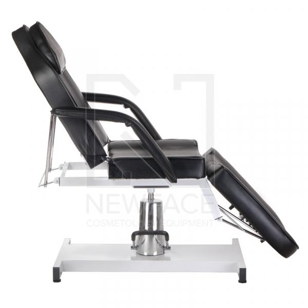 Fotel kosmetyczny hydrauliczny BW-210M Czarny #5