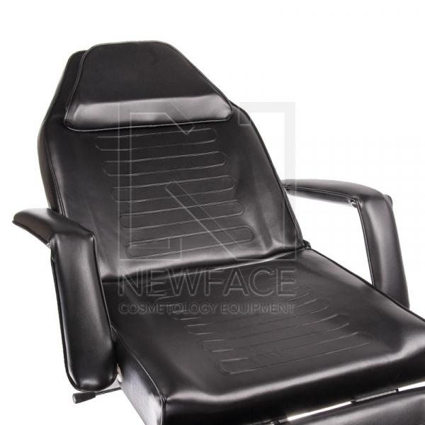 Fotel kosmetyczny hydrauliczny BD-8222 czarny #2