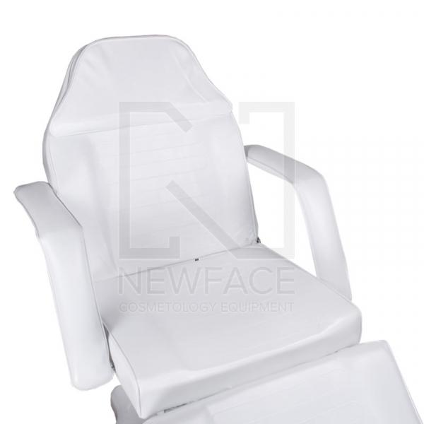 Fotel kosmetyczny hydrauliczny BD-8222 Biały #2