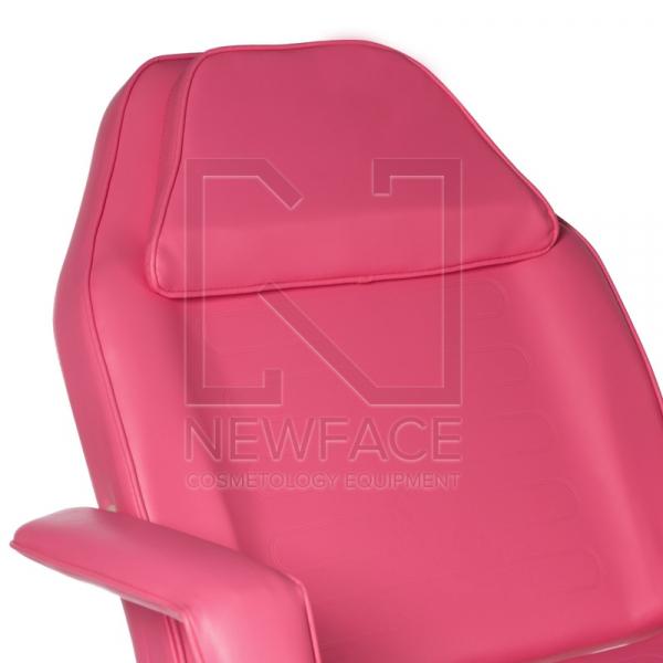 Fotel kosmetyczny hydrauliczny BD-8222 różowy #5