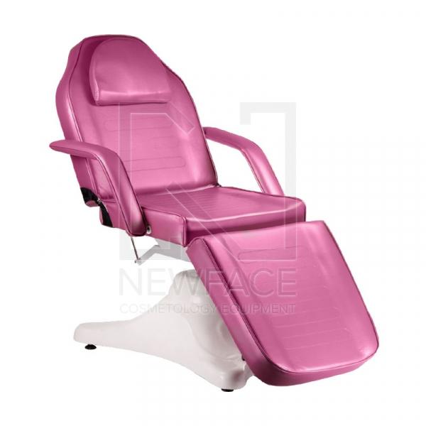 Fotel kosmetyczny hydrauliczny BD-8222 wrzos #1