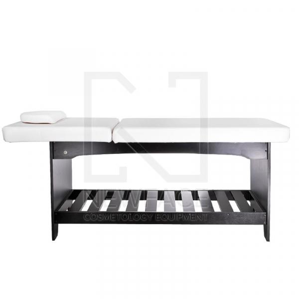 Łóżko do masażu BD-8265 wenge #4