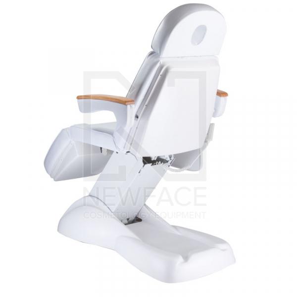 Fotel Kosmetyczny Elektryczny LUX BW-273B Biały #3