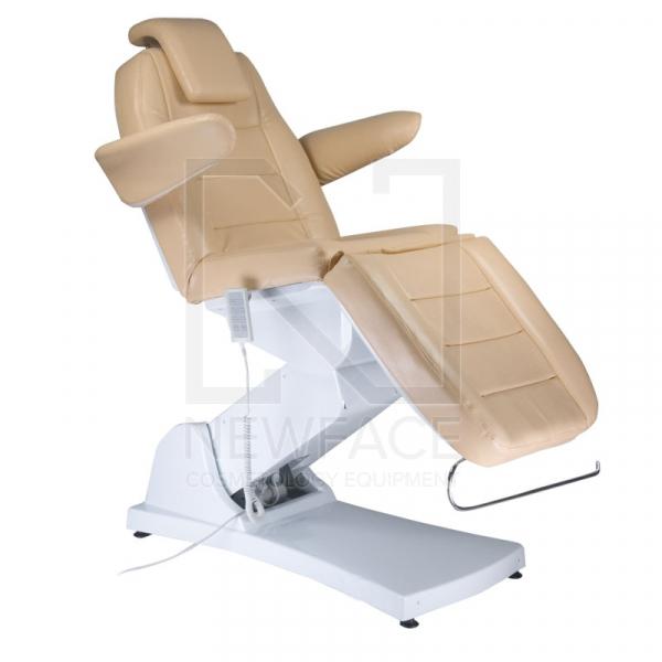 Elektryczny fotel kosmetyczny Bologna BG-228 beż #2