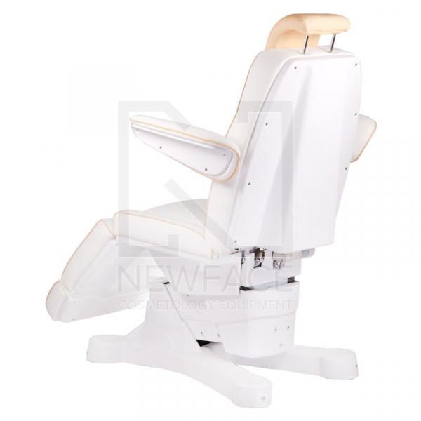 Elektryczny fotel kosmetyczny Napoli BG-207A bialy #5