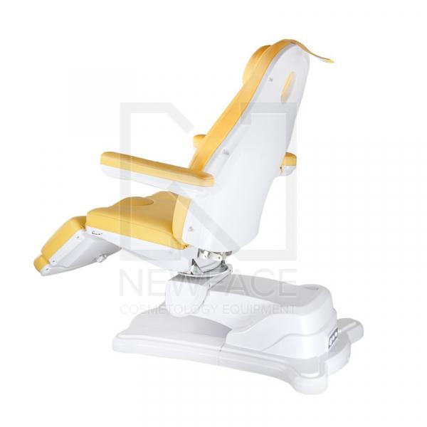 Elektryczny fotel kosmetyczny Mazaro BR-6672B Miod #4