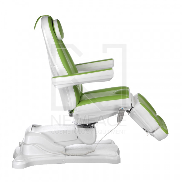 Elektryczny fotel kosmetyczny Mazaro BR-6672B Ziel #11