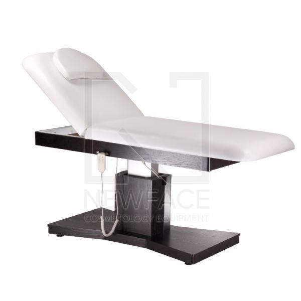 Łóżko do masażu elektryczne BD-8263 wenge #1