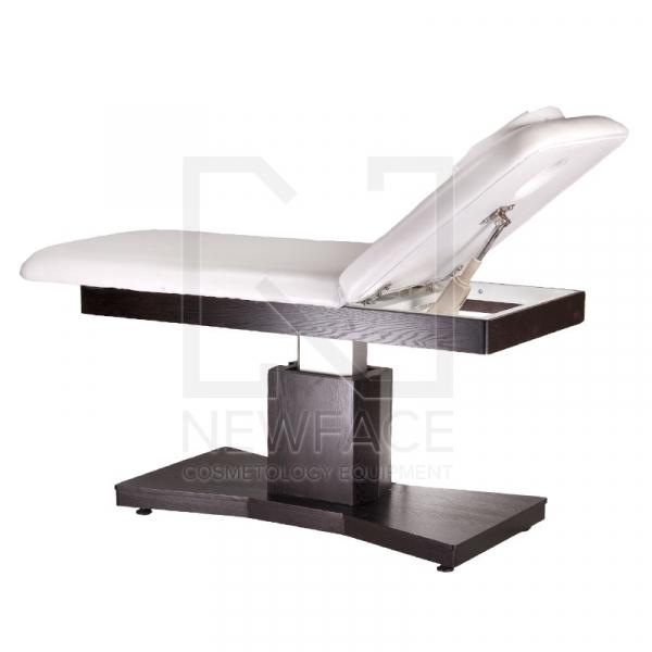 Łóżko do masażu elektryczne BD-8263 wenge #3