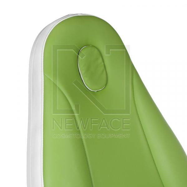 Elektryczny fotel kosmetyczny Mazaro BR-6672 Zielo #8