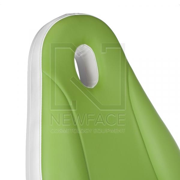 Elektryczny fotel kosmetyczny Mazaro BR-6672 Zielo #9